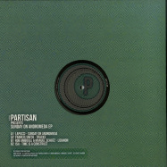 Back View : Various Artists - SUNDAY ON ANDROMEDA EP - Partisan / PTN014