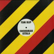 Back View : Tom Blip & Swordman Kitala - KITALA BEAT - Blip Discs / Blip008