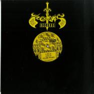 Back View : Roza Terenzi - Metal Glo EP - Klasse Wrecks / KWXPR001