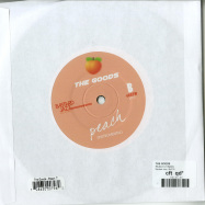 Back View : The Goods - PEACH (7 INCH) - Bastard Jazz / BJ730
