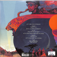 Back View : Idris Ackamoor And The Pyramids - SHAMAN! (2LP) - Strut / STRUT214LP / 05198651