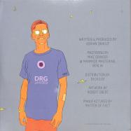 Back View : Dragutesku - DUALISM (GATEFOLD / 180G) - DRG LIMITED / DRGL001