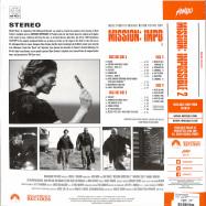 Back View : Hans Zimmer - MISSION: IMPOSSIBLE 2 O.S.T. (180G 2LP) - Mondo / MOND152B