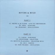 Back View : Various Artists - DIVIDE & RULE (VINYL 1) - Pi Electronics / PEVA03PT1