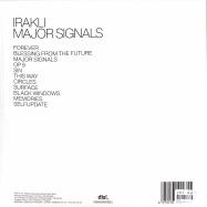 Back View : Irakli - MAJOR SIGNALS (2LP) - Dial LP 045