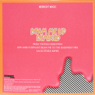 Back View : Midnight Magic - BEAM ME UP REMIXED - Razor N Tape Reserve / RNTR037