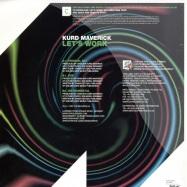 Back View : Kurd Maverick - LETS WORK - CR2 Records / 12C2052