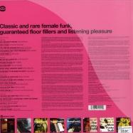 Back View : Various - FUNK SOUL SISTERS (2X12INCH) - Bgp / bgp2154