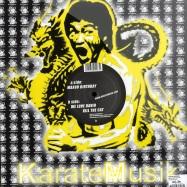 Back View : Work In Progress - MAXOU BIRTHDAY EP - Karatemusik033