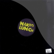 Back View : A. Paul - OPEN SOURCE EP - Naked Lunch / nl1205