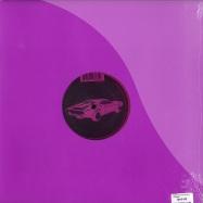 Back View : Huxley - PURPLE EP (Coloured Vinyl) - Tsuba / Tsuba0436