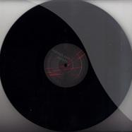 Back View : Dapayk Solo - PURPLE (INCL FORMAT B RMX) (Black VINYL) - DPK / dpk3black