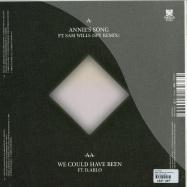 Back View : Alix Perez - ANNIES SONG (SPY REMIX) - Shogun Audio / sha064