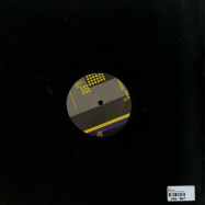 Back View : Cecil - DEPTHS EP - Black Key Records / BKR 011