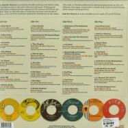 Back View : Various Artists - SOUL FOR DANCERS 2 (2X12 LP) - Fantastic Voyage / fvdv234