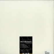 Back View : Metaboman - EXHAUST EP - Musik Krause / MK 048
