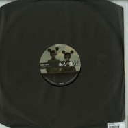 Back View : Numa Crew - DUB SEARCHER - Moonshine Recordings / MS021