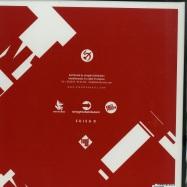 Back View : Various Artists - KAPITEL 5 (2X12 INCH LP) - Black Fox Music / BFM025