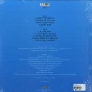Back View : Al Campbell - RAINY DAYS (180G LP) - Burning Sounds / BSRLP948