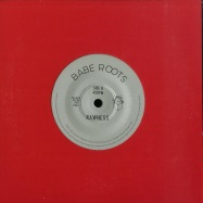 Back View : Babe Roots - BE STILL / RAWNESS (7 INCH) - Zam Zam / Zam Zam 059