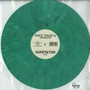 Back View : Paul Nazca - JOUVENCE EP - Suspected / SUSLTD015