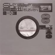 Back View : Setaoc Mass - SOLID VOID EP (BLACK VINYL REPRESS) - SK_Eleven / SK11006RP