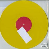 Back View : Dave Saved / NPLGNN - ALL YOU CAN HOLD IN THE FALLING (YELLOW VINYL + MP3) - Hypermedium / HMDM005