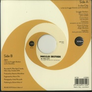 Back View : Smuggler Brothers - IN THE CITY / JAM (7 INCH) - Schema / SC720