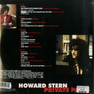 Back View : Various Artists - HOWARD STERN: PRIVATE PARTS O.S.T. (LTD BLUE LP) - Warner / 9362490389