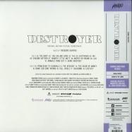 Back View : Theodore Shapiro - DESTROYER O.S.T. (LTD 180G LP) - Mondo / MOND187