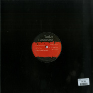 Back View : Taelue - REFLECTIONS LP (140 G VINYL) - Perpetual Rhythms / PERP 014