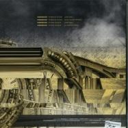 Back View : Menwood - FERROUS STEAM (KYLE GEIGER / A MOCHI RMXS) - Burst / BRST006