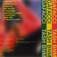 Back View : Gafacci - TASH BNM (TASH BOUGHT NEW MUSIC) - Through My Speakers / TMS006