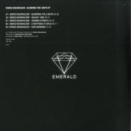 Back View : Remco Beekwilder - BLURRING THE LIGHTS EP - Emerald / EMERALD006