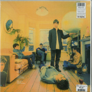 Back View : Oasis - DEFINITELY MAYBE (LTD COLOURED 2LP) - Big Brother / RKIDLP70C / 05180011