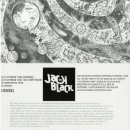 Back View : Jack on Black - PLUTONIAN FUNK EP (INCL. ALEXI DELANO RMX) - Jack on Black / JOB001