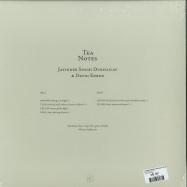 Back View : Jatinder Singh Durhailay & David Edren - TEA NOTES (LP) - Ekster / EKS 019