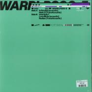 Back View : Kelly Moran - WXAXRXP SESSION (EP + MP3) - Warp Records / WARPLP300-5