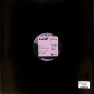 Back View : Sweely - PRIVATE NAVIGATION EP - Butter Side Up Records / BSU003