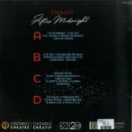 Back View : Elaquent - AFTER MIDNIGHT (2LP)(BLUE COLOURED VINYL) - Urbnet / URBNET1282