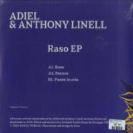Back View : Adiel & Anthony Linell - RASO - Danza Tribale / DNZT007