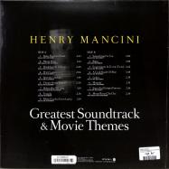 Back View : Henry Mancini - GREATEST SOUNDTRACK & MOVIE THEMES (LP + CD) - Zyx Music / ZYX 56085-1D