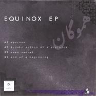 Back View : Tonnovelle - EQUINOX EP - Tonnovelle / TNVL002