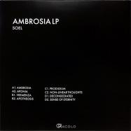 Back View : Soel - AMBROSIA (2X12) - Oracolo / OR001