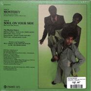 Back View : Rhythm Makers - MONTEREY / SOUL ON YOUR SIDE (7 INCH) - Dynamite Cuts  / DYNAM7077
