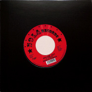Back View : Robert Parker - I CAUGHT YOU IN A LIE (7 INCH) (RSD 2020) - Nola / 738P