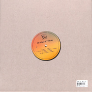 Back View : Mr. Fixie - MR. FIXIE & FRIENDS (180G / VINYL ONLY) - Right Angle Records / RARV001