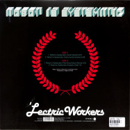 Back View : Lectric Workers - ROBOT IS SYSTEMATIC - Zyx Music / MAXI 1052-12