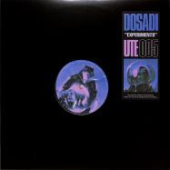 Back View : The Dosadi Experiments - UTE005 - UTE.REC / UTE005