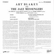 Back View : Art Blakey - MOANIN (LP) - Blue Note / 0746568